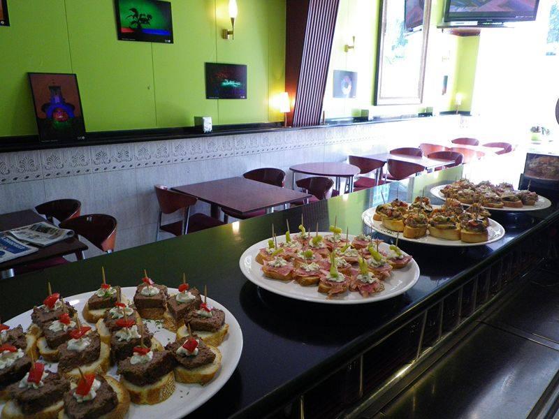 Bar y Restaurante en Andoain