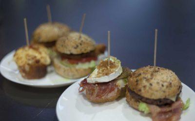Gastronomía y pintxos vascos en 3 ferias internacionales