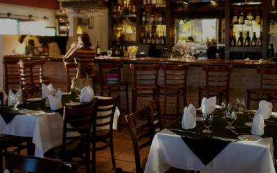 Los locales de las calles VIP se convierten en restaurantes